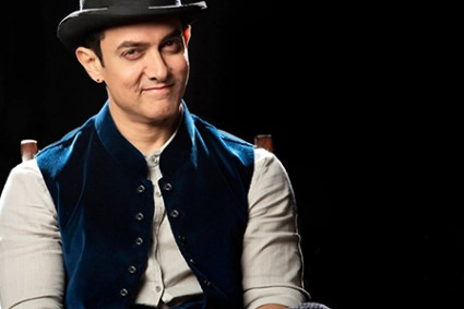 AAMIR KHAN (JAMACTOR OF INDIA)
