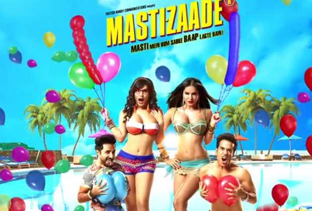 Mastizaade Movie Review Sunny Leone Sizzles And Shines In Tusshar