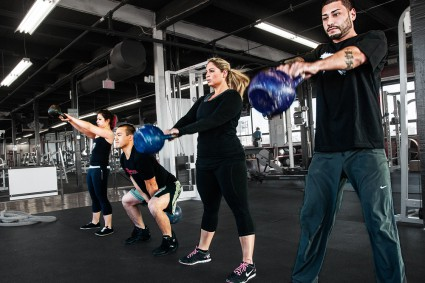 2015'S NEW WORKOUT TRENDS