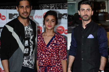 Exclusive interview: Alia Bhatt, Siddharth Malhotra and Fawad Khan on pros and cons of film publicity campaigns