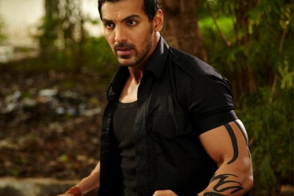 John Abraham: Who says action can't be sensual?
