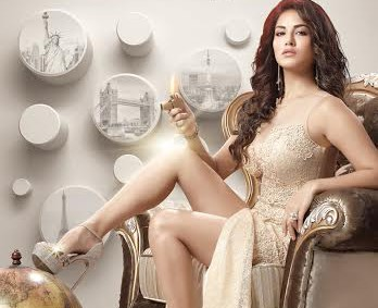 """Sunny Leone 's """"BEIIMAAN LOVE"""" To Release On 5 th August 2016"""