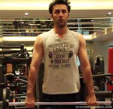 Ranbir Kapoor's Workouts and Diet Plans