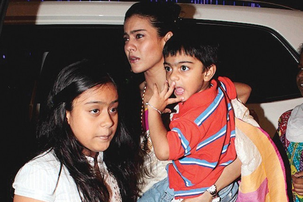 Kajol: Every child wants their mother to be a 'bai,