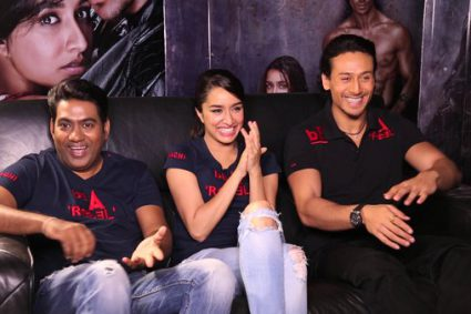 Baaghi director Saabir Khan reveals why it was difficult for him to direct Tiger Shroff and Shraddha Kapoor!