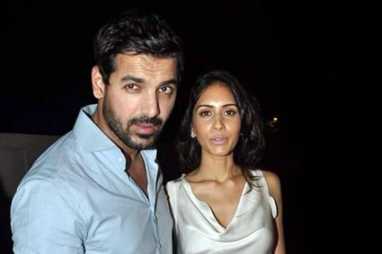 'Priya's not enamoured by the glamour' John Abraham