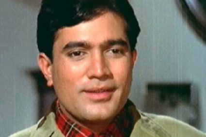 Rajesh Khanna (Indian Film Actor)