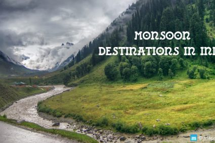 10 Best Monsoon Destination to Explore in India