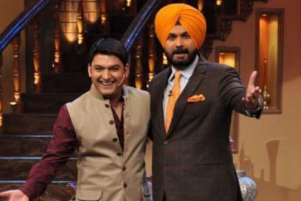 Navjot Singh Sidhu to leave The Kapil Sharma Show to concentrate on his party Aawaz-E-Punjab Morcha.