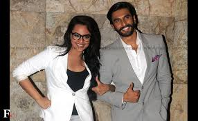 Actress Sonakshi Sinha says her Lootera co-star Ranveer Singh is the only actor who is suitable to play her star father Shatrughan Sinha in his biopic.  Shatrughan had earlier mentioned that he would like to see Ranveer in his biopic if it's ever made. And Sonakshi agrees with him.
