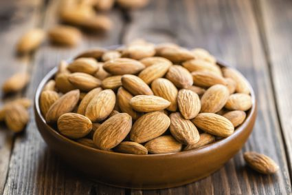 5 Amazing Benefits Of Almonds