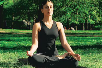 Suffering from high blood pressure? Try yoga