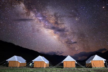 Travel: Top 5 destinations for camping near Mumbai