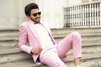 Dheeraj Dhoopar who is known as Prem from Sasuraal Simar Ka is a clotheshorse. He is as passionate about fashion as he is about acting.