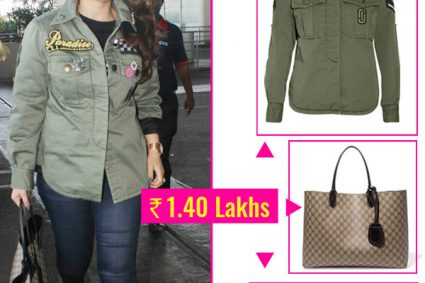 It cost Kareena Kapoor Khan approx Rs 1.40 lakh for this ensemble but do you think the look is worth the money?