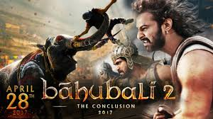 Bahubali 2 movie review- ****1/5 out of *****