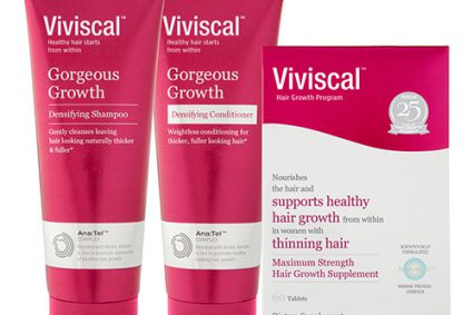 Hair Care with Viviscal – Review