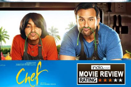 Chef – Movie Review
