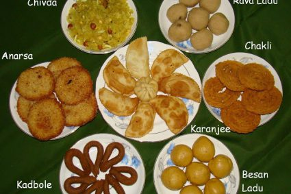 Traditional Maharashtrian sweets to try this Diwali..