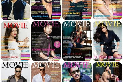 GLOBAL MOVIE 2017 MAGAZINE COVER'S