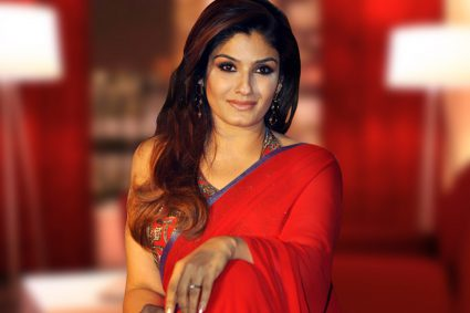 Raveena Tandon: Hope To Share Home Remedies For Beauty..