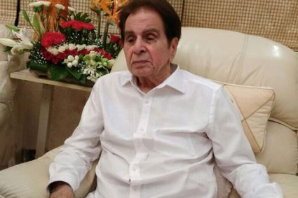 Here's How Dilip Kumar Celebrated His 95th Birthday