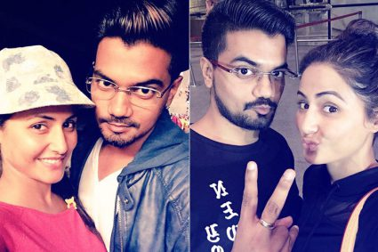 Bigg Boss 1 Hina Khan's beau Rocky Jaiswal on Gauri Pradhan's outburst: She did what a wife would do
