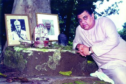 Legendary actor Premnath's son Monty Premnath looks back at his late father's journey