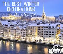 Top 10 winter destinations in Europe