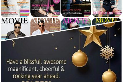 GLOBAL MOVIE MEDIA PVT LTD WISHES YOU  HAPPY NEW YEAR 2018