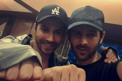 Varun Dhawan And Kartik Aaryan Are Both Known To Be Fitness Freaks And Not Just That But They Both Are Now Gym Buddies Too And Are Often Spotted Working Out Together