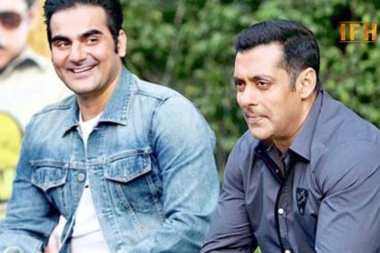 Arbaaz Khan Said Getting Recognised As Salman Khan's Brother Does Not Bother Him And It Only Acts As An Advantage.