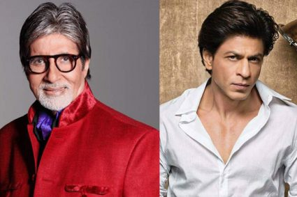 Shah Rukh Khan beats Amitabh Bachchan to become the most followed Indian actor on Twitter Congratulations Shah Rukh Khan!