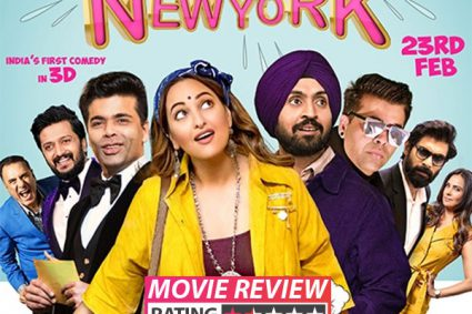 Welcome To New York movie review