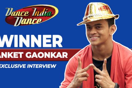 Dance India Dance season 6 winner Sanket Gaonkar dreams of working with Salman Khan and Tiger Shroff