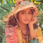 movie magazine cover sridevi