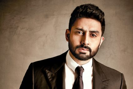 "Actor Abhishek Bachchan On Friday Sought His Fans' Good Wishes As He Was Facing The Camera After Two Years For His Upcoming Film ""Manmarziyan"""