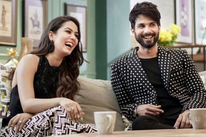 Shahid Kapoor And Mira Rajput Reveal Their Favourite Position In Bed!