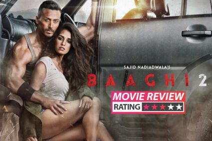 Baaghi 2 review