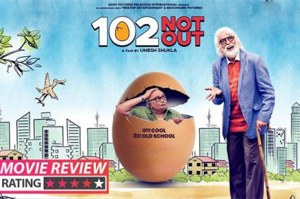 102 Not Out Movie Review: