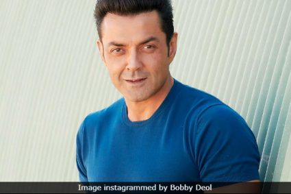 Bobby Deol: I Don't Want To Sit At Home For Another Day