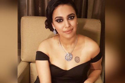 I Never Feared Taking Risks: Swara Bhaska