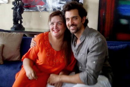 Hrithik Roshan's Sister Sunaina Pens Down Her Battle With Cancer..