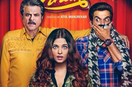 Fanney Khan movie review..