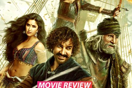 Thugs of Hindostan movie review