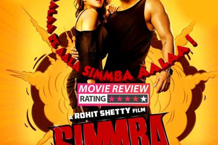 Simmba movie review: