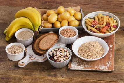 Choose your carbs carefully to stay healthy!