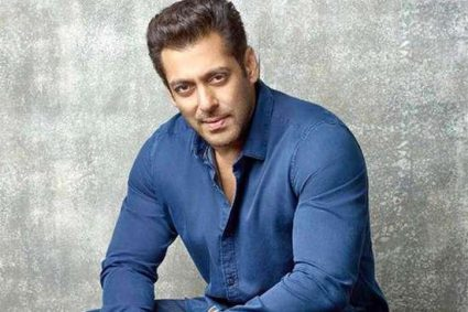 Salman Khan Named India's Richest Celebrity By Forbes