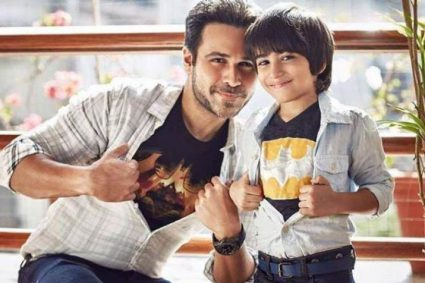 Emraan Hashmi reveals son Ayaan is now cancer free