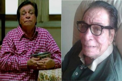 last interview with late Kader Khan